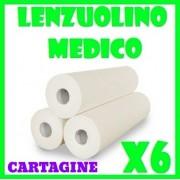 Lenzuolino Medico, cf. 6 rotoli